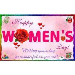 Những câu chúc 8-3 hay và ý nghĩa dành tặng những người phụ nữ của bạn